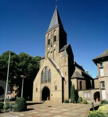 Sint Joseph Kerk Hooglanderveen